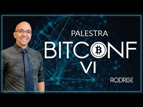 Palestra Masternode e Governança - Rodrigo Digital -  VI Bitconf Brasil - Dash Dinheiro Digital.