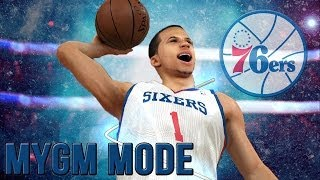 NBA 2K14 Next Gen My GM Mode Ep.1 - Philadelphia 76ers | HUGE TRADES | ft. Nerlens Noel | Xbox One