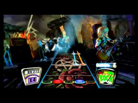 [HD 720P] Arterial Black - Expert Guitar - 100% FC - Guitar Hero 2
