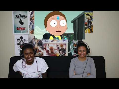 """Rick And Morty 4x1 """"Rick Die Rickpeat"""" REACTION!!"""