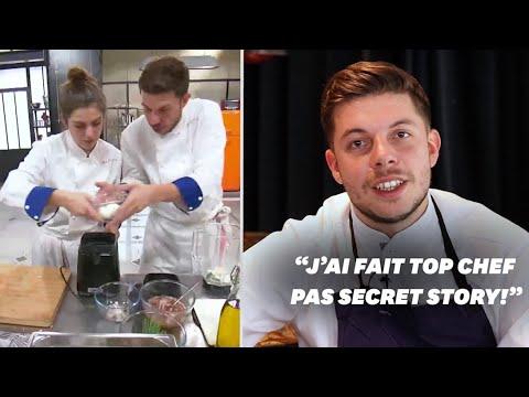 """Download Matthias Marc (""""Top Chef"""") revient sur sa relation avec Charline Stengel"""