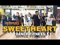 SWEETHEART || kedarnath || Zumba || Dance Fitness || High On Zumba