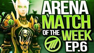 Arena Match of the Week #6 - DOUBLE ARCANE MAGE ft. Xaryu, Venruki & Metaphors