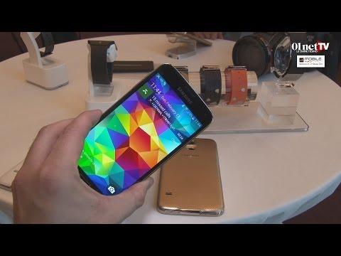 [MWC 2014] Le Samsung Galaxy S5 enfin dévoilé au MWC 2014