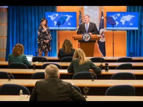 Secretary Pompeo Press Availability | May 6, 2020