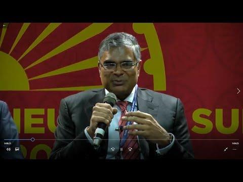 GES 2017 || Ravi Kailas at Global Entrepreneurship Summit || #GES2017 Hyderabad ||