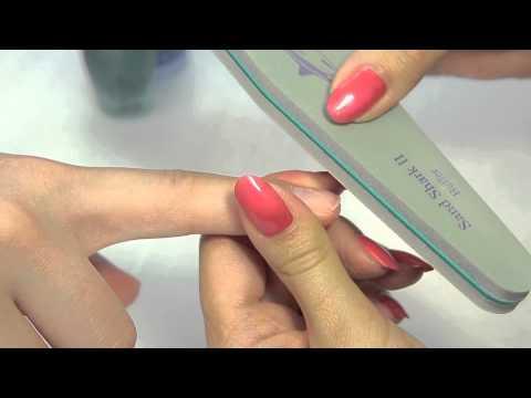 Как запечатать ногти