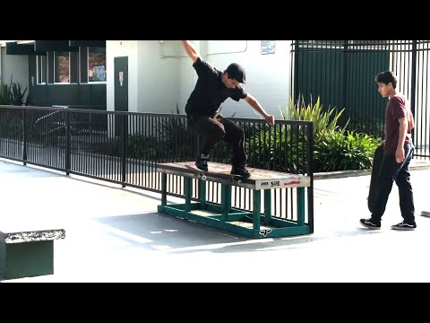 SKATING LONG BEACH WITH MY FRIENDS !!! - NKA VIDS -
