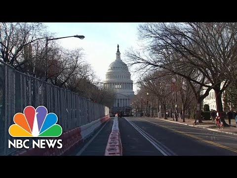More Than 100 Individuals Involved In Capitol Riots Arrested | NBC Nightly News