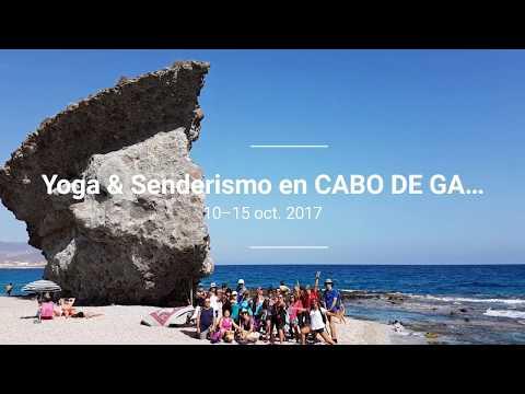 YOGA & SENDERISMO (CABO DE GATA) 13 - 15 Oct 2017