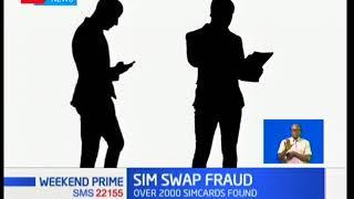 Safaricom employee ad JKUAT student arrested over swim swap fraud