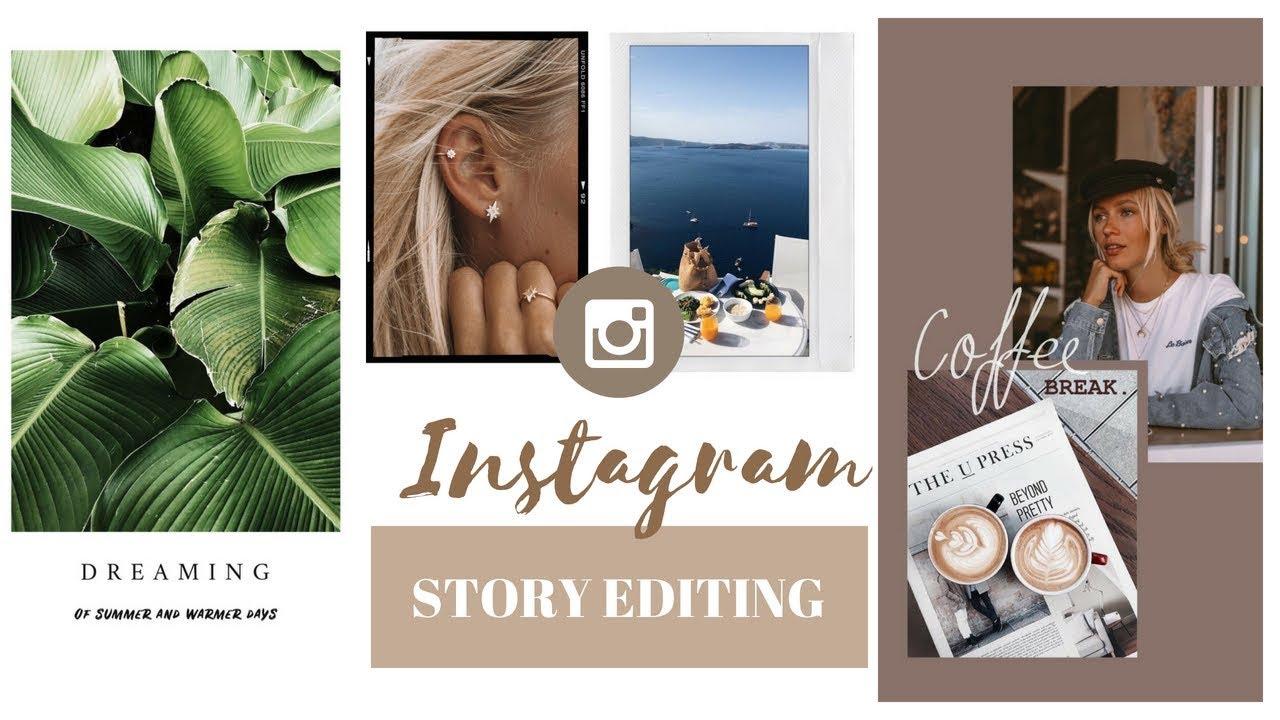 047a467bd231 How I edit my INSTAGRAM STORIES photos   videos