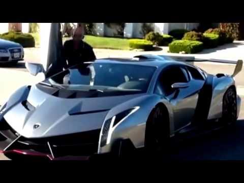 New Model Car Lamborghini Veneno Roadster Youtube