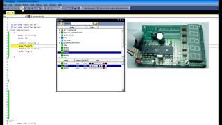 Микроконтроллеры avr для начинающих Урок 2