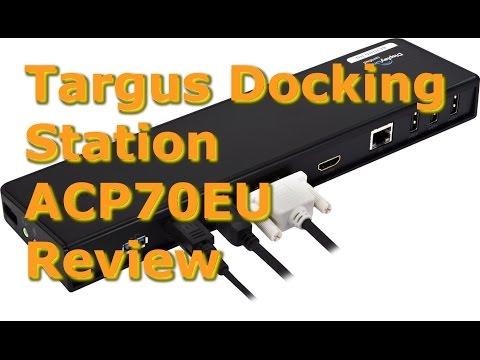Targus Docking Station ACP70EU Review