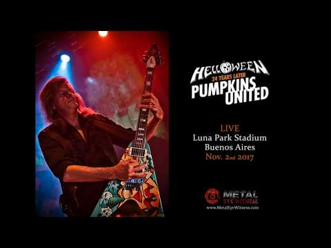 Helloween · Pumpkins United - Live in Buenos Aires 2017