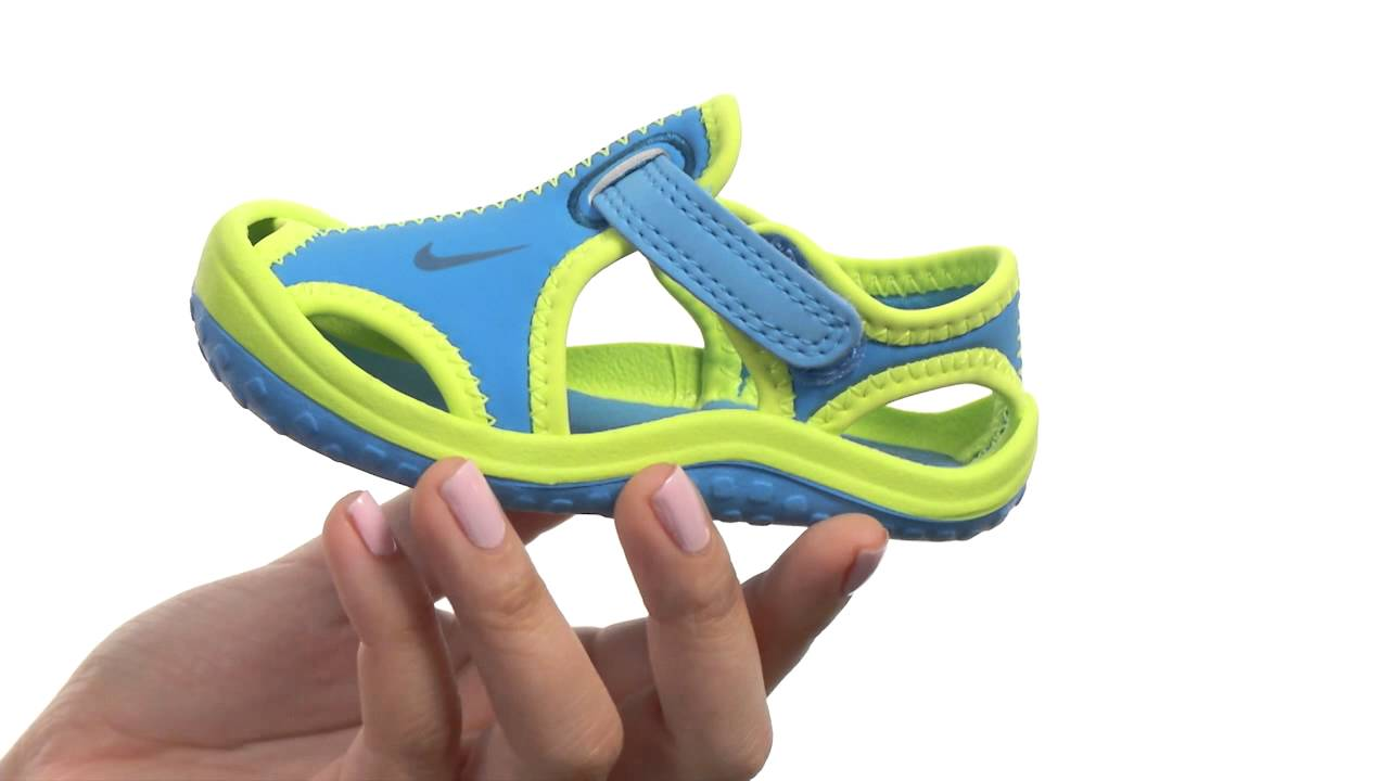 de48cdac1d9b Nike Kids Sunray Protect (Infant Toddler) SKU  8233313 - YouTube