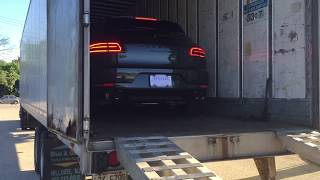 Taking Delivery of a 2017 Porsche Macan GTS