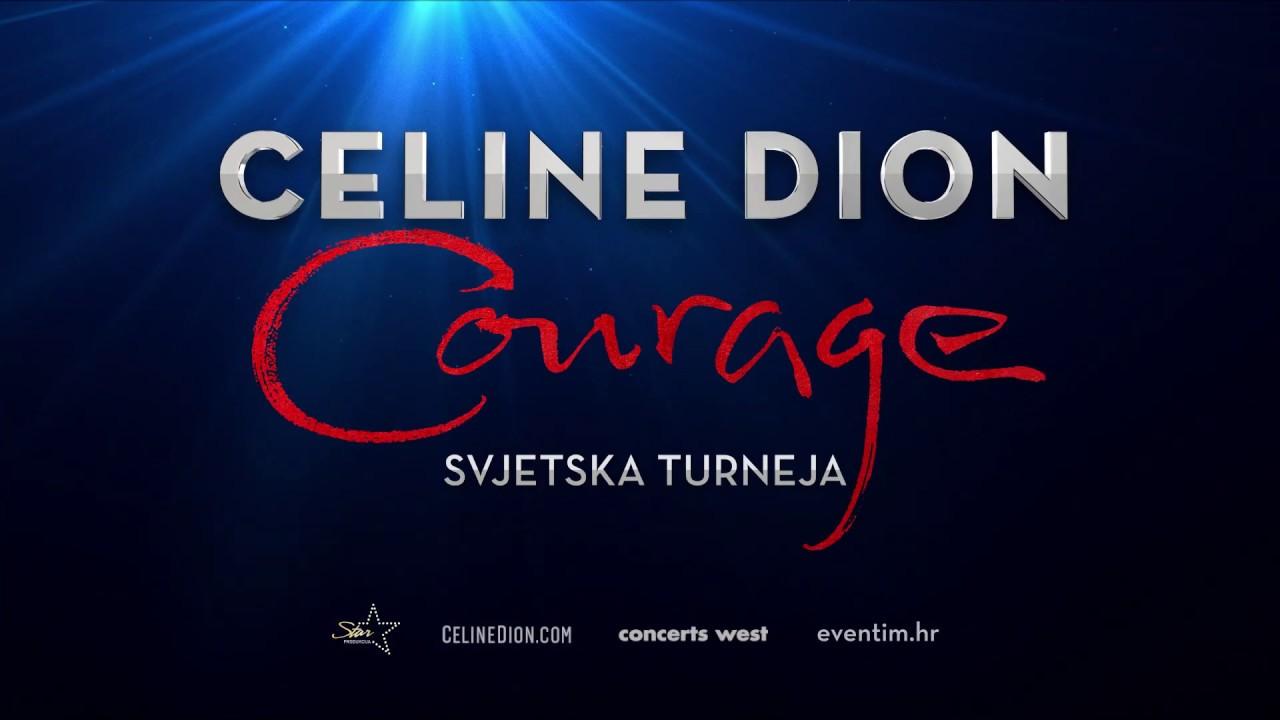 Celine Dion Arena Zagreb 05 06 2020 Reklama Youtube