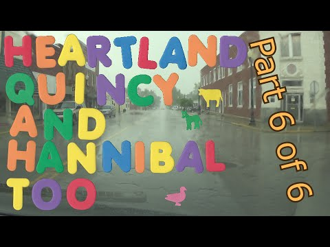 Heartland, Quincy, and Hannibal Too! | 6 of 6 | Monroe City