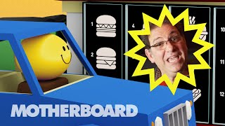 That Time Kevin Mitnick Hacked a McDonald's Drive-Thru