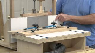 Mortise Demo On The Hrt