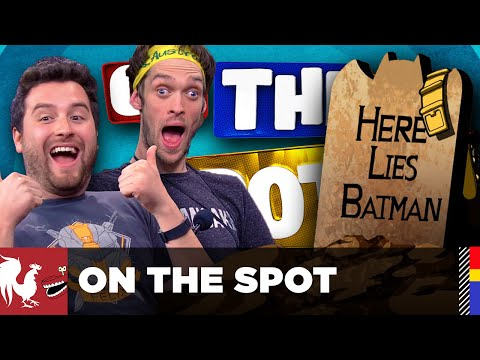 On The Spot: Ep. 47 - Mutiny on the Set | Rooster Teeth