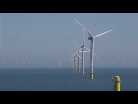 World's largest windfarm to open off the coast of Britain