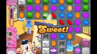 Candy Crush Saga - Level 1574 (3 star, No boosters)