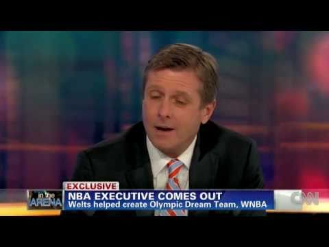NBA Executive Rick Welts On Coming Out - YouTube