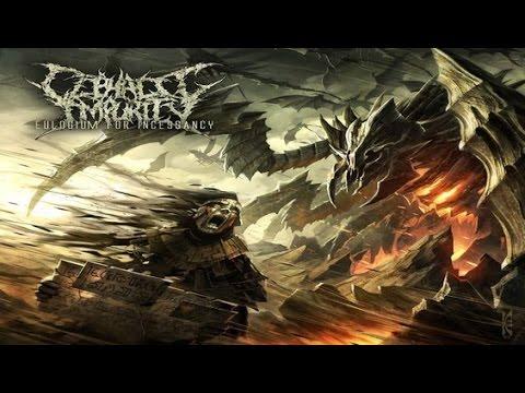 CEPHALIC IMPURITY - The Grotesque Realm