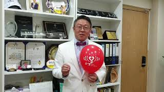 나는 몸신이다에 유명한 한진우 원장 소생캠페인 참여 10월 18일 닥터헬기 페스티벌 꼭 나와주세요