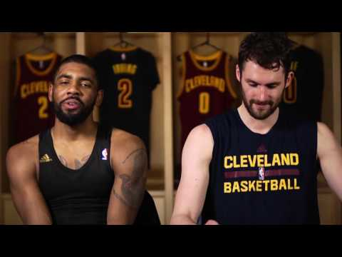 Kevin Love and Kyrie Irving's Journey Back