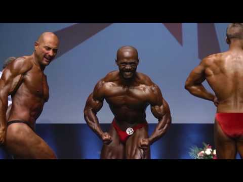 2016 Physique Canada National Classic Men's Bodybuilding Highlights