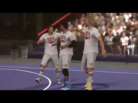 NBA LEGENDS 3 ON 3 TOURNAMENT (3rd vs 6th SEED) Round 1 Match