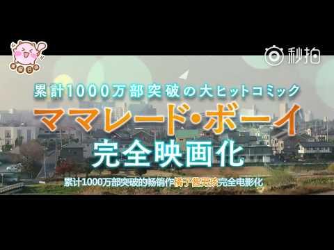 【日本映畫預告】《橘子醬男孩》 主演: 吉沢亮、櫻井日柰子