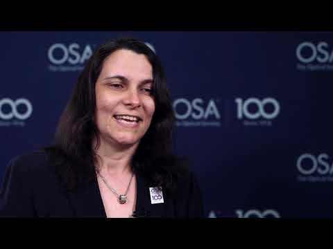 OFC19 general chair member, Gabriella Bosco shares her optics story.