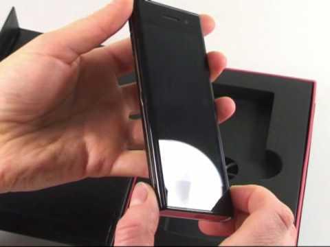 LG BL40 New Chocolate Test Erster Eindruck