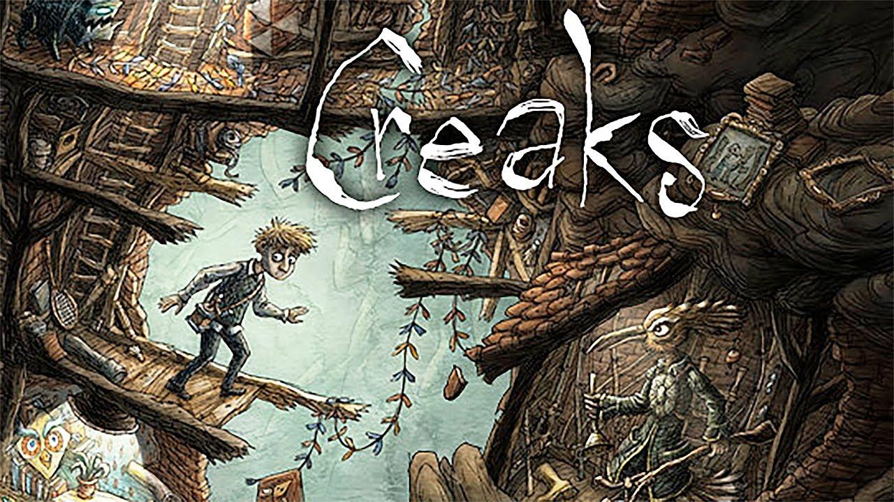 Creaks ► СТРИМ #3