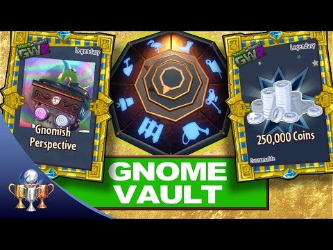 Pvz Garden Warfare 2 Solving The Golden Gnome Lever Puzzle Walkthrough Guide Part 209