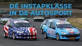 DNRT Peugeot 206 GTi Cup - Dé instapklasse in de Nederlandse autosport