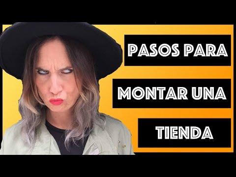 78715c89e694 COMO MONTAR UNA TIENDA DE ROPA / 6 PASOS SENCILLOS - YouTube