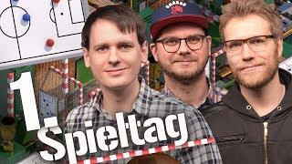 1. Spieltag der Fußball-Bundesliga in der Analyse | Saison 2018/2019 Bohndesliga HD