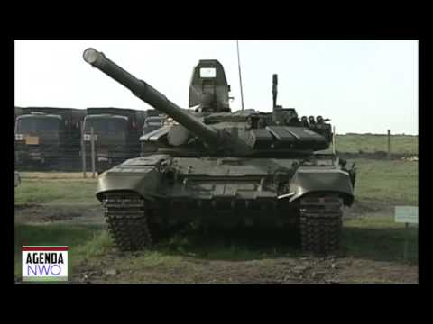 WW3  RUSSIAN TROOPS to WITHDRAW from UKRAINE BORDER    Jesus is coming ....