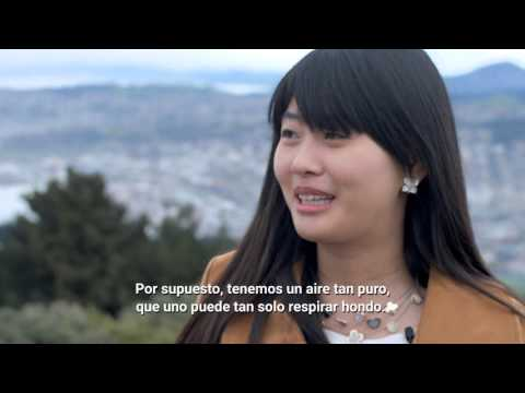 See why Dunedin is New Zealand's First City for Students – with Spanish Subtitles