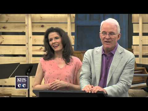 Edie Brickell and Steve Martin on Working with the Old Globe