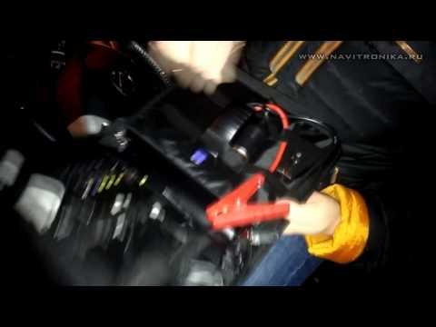 Carku E Power 37 и Nissan x trail дизель 2 литра