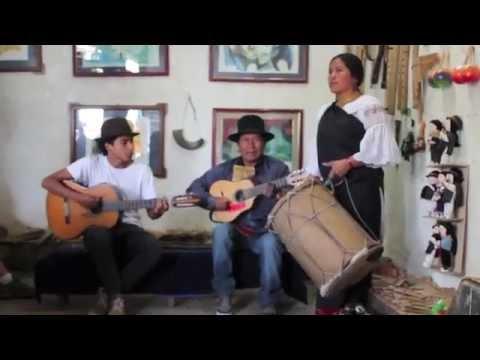 Andean Panpipe Music in Ecuador in spirit of the Incas