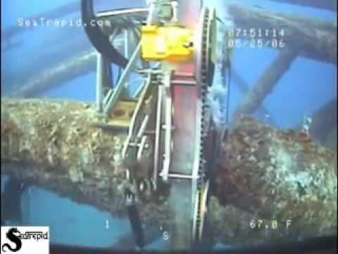 Diver Safety - Observing Crane Operations