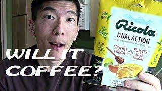 Ricola Coffee | Will it Coffee? (Next Home Remedy?)
